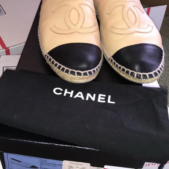 da2b73ef5 CHANEL Shoes | Espadrilles Fits Us6 | Poshmark